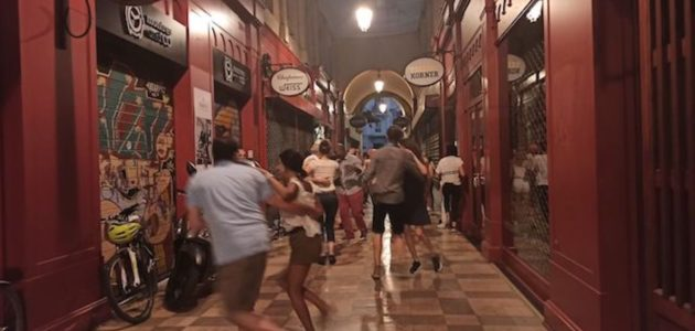 À Lyon, les bals de rue deviennent clandestins