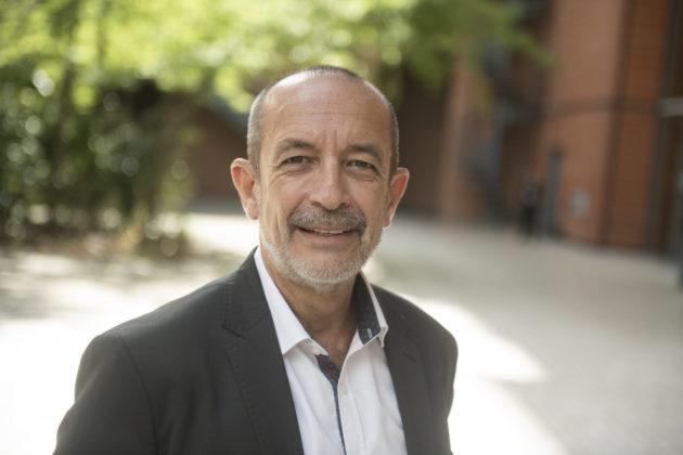 Jean-Charles Kohlhaas (EELV), 5ème vice-président, délégué aux déplacements, aux intermodalités et à la logistique urbaine ©HH/Rue89Lyon