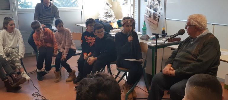 Des élèves de 6ème racontent le confinement dans leur émission de radio