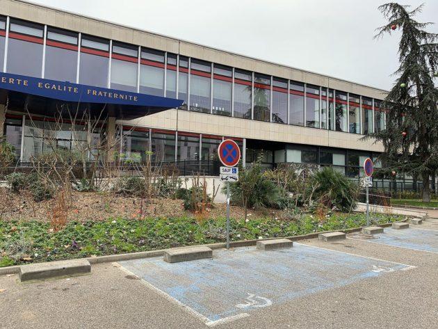Mairie du 8e arrondissement de Lyon