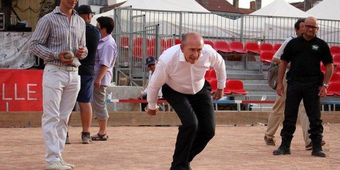 «Quand Gérard Collomb nous a mis 13-8 et 13-2 à la Boule Lyonnaise»