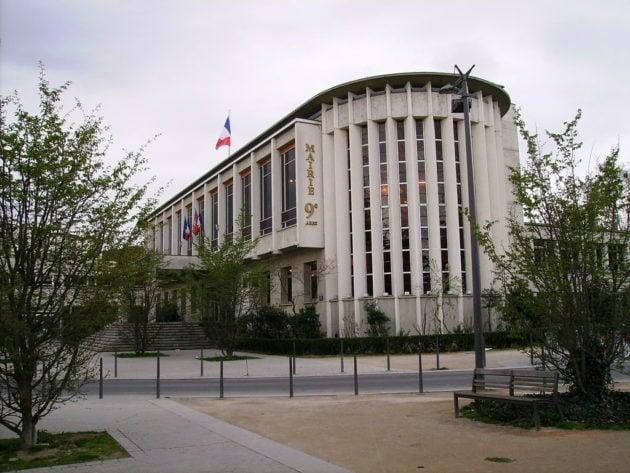 La mairie du 9e arrondissement