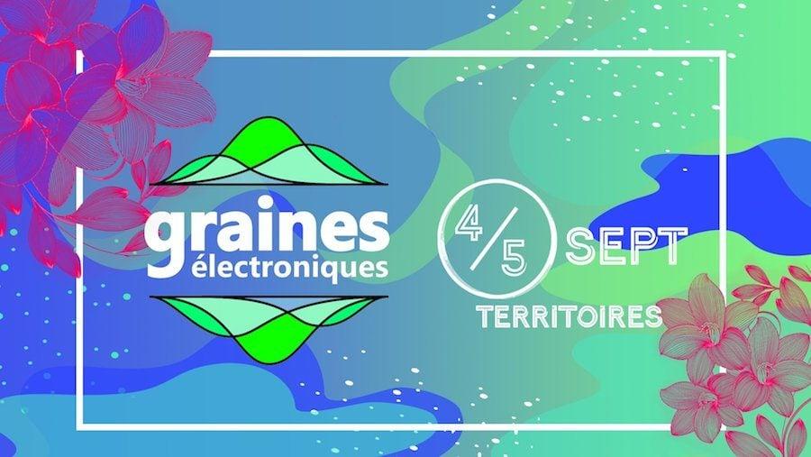 Festival Graines Électroniques
