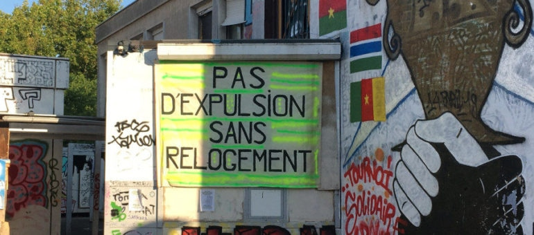 Une manifestation pour le droit au logement ce samedi à Lyon