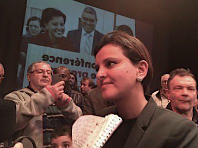 Élections régionales 2021: l'hypothèse d'une candidature Najat Vallaud-Belkacem contre Laurent Wauquiez