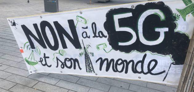 Anti-Linky, décroissants, électrosensibles… Qui sont les anti-5Gà Lyon?