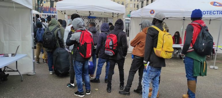 Expulsion du squat Maurice Scève : une première qui oblige la Métropole