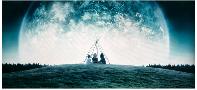 Melancholia, film de Lars Von Trier - 2011.