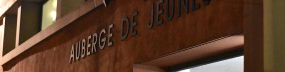 L'auberge de jeunesse de Lyon transformée en hébergement d'urgence ©LS/Rue89Lyon