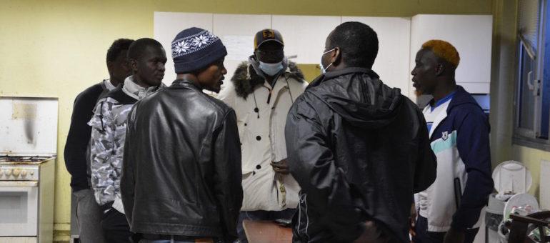 La réalité des squats en confinement à Lyon