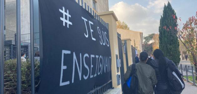 Grève sanitaire dans les collèges: «Sans récréation, on a frôlé les débordements»