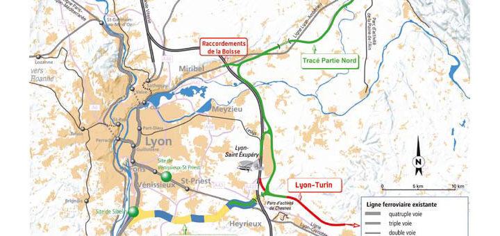 CFAL : 10 questions sur le projet de fret ferroviaire lyonnais prêt à repartir