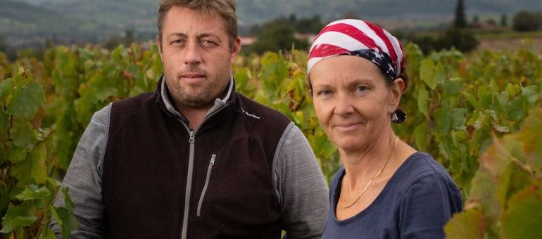 Vignerons dans le Beaujolais: «Être le moins interventionniste possible»