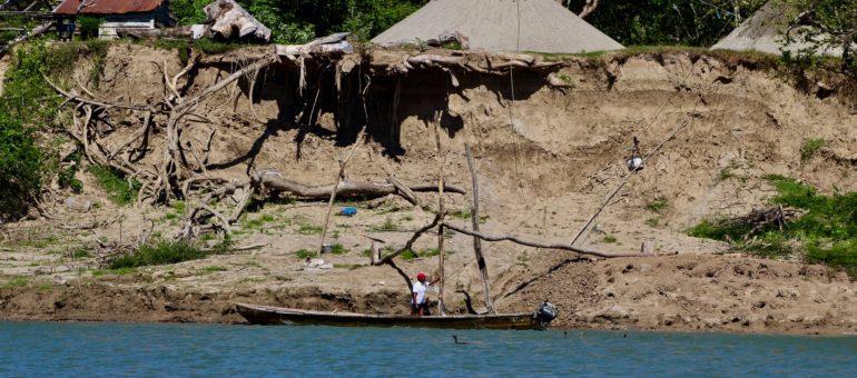[Podcast] Le fleuve Usumacinta, les sédiments et le politique