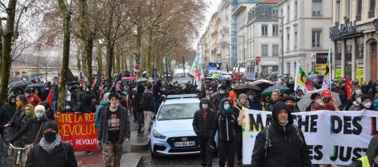 Loi « sécurité globale » à Lyon : la préfecture du Rhône interdit une manifestation