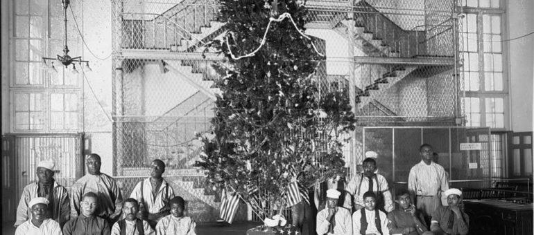 Mon Noël en prison, au temps de la Covid-19
