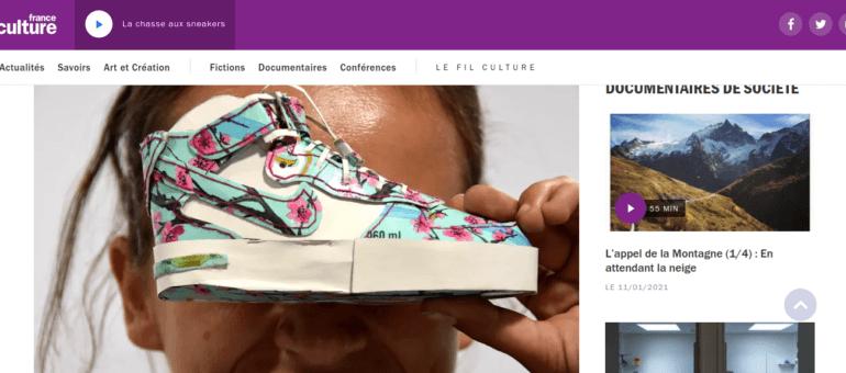 «La chasse aux sneakers», avec les fans de baskets de luxe à Lyon