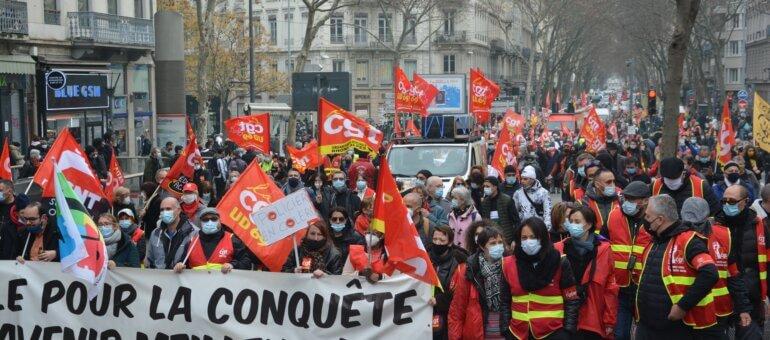 A Lyon : «dans la situation sanitaire actuelle, ce n'est pas simple de mobiliser»