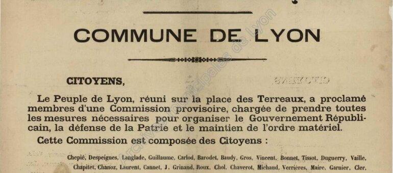 Commune de Lyon: comment la Guillotière est devenue le «quartier des luttes»