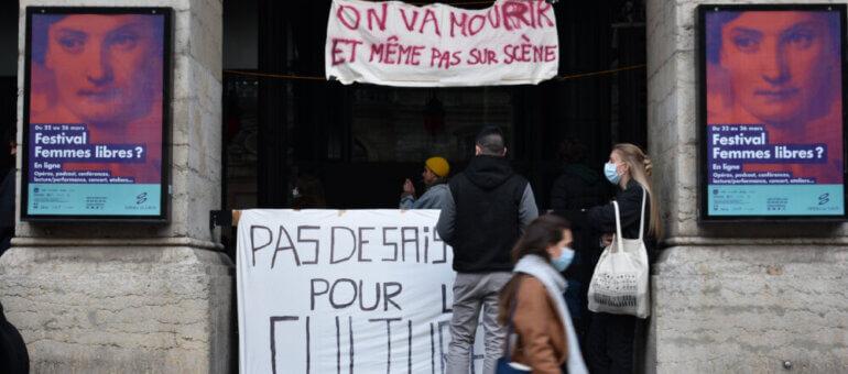 À Lyon et Villeurbanne, 3 manifestations ce samedi