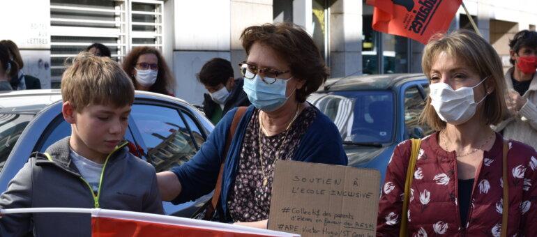 Les AESH à Lyon : «La maltraitance est institutionnelle»