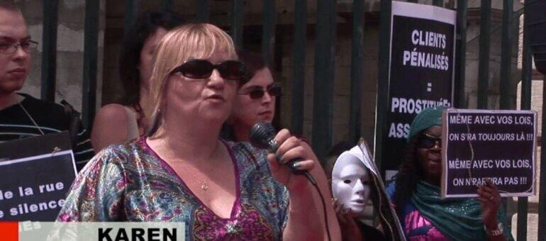 Karen, la porte-parole des prostituées de Gerland à Lyon, est morte