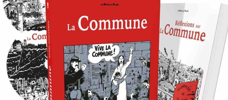[Cadeau] «La Commune» d'Henri Guillemin: Rue89Lyon vous offre le coffret livre et DVD