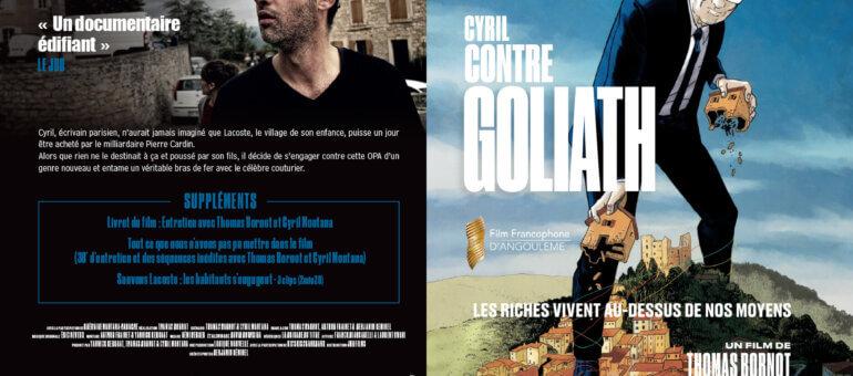 [Cadeau] «Cyril contre Goliath», un village contre Pierre Cardin : on vous offre le DVD