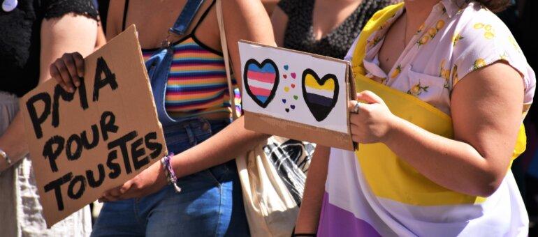 A Lyon, l'extrême droite attaque la manifestation pour la fierté lesbienne
