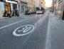A Oullins, toute la ville a été limitée à 30km/h. ©DD/Rue89Lyon