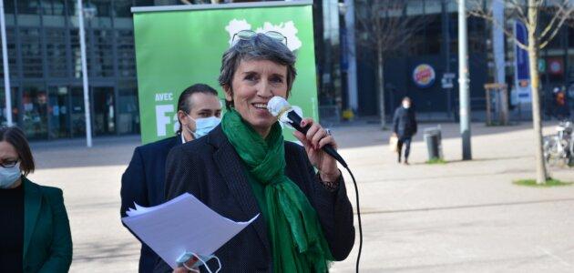 La fiche Wikipédia de la candidate EELV Fabienne Grébert supprimée