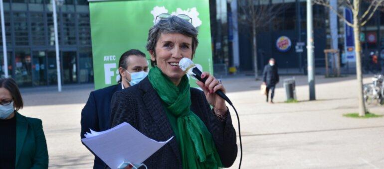 Fabienne Grébert, candidate écologiste aux régionales portée par les succès aux municipales de 2020?