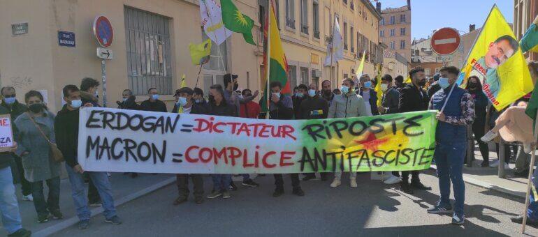 Attaque du local des kurdes par des «Loups Gris» à Lyon:pourquoi maintenant ?