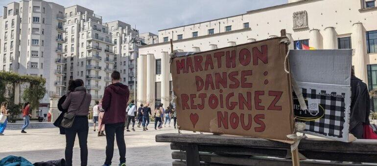 Du TNP à l'Opéra de Lyon, l'occupation dans des conditions bien différentes