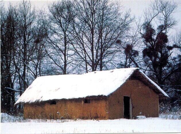 Maison du néolithique
