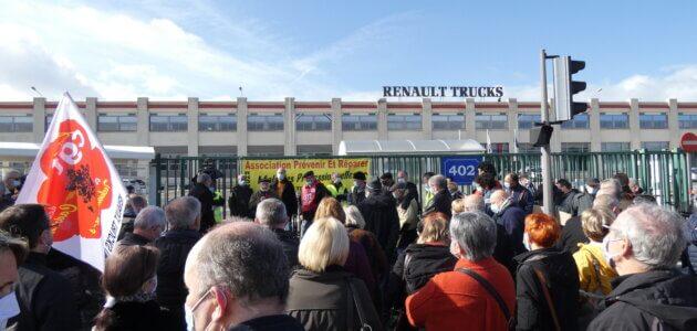 666 salariés déboutés au procès de l'amiante à Renault Trucks: «On n'arrive pas à comprendre»