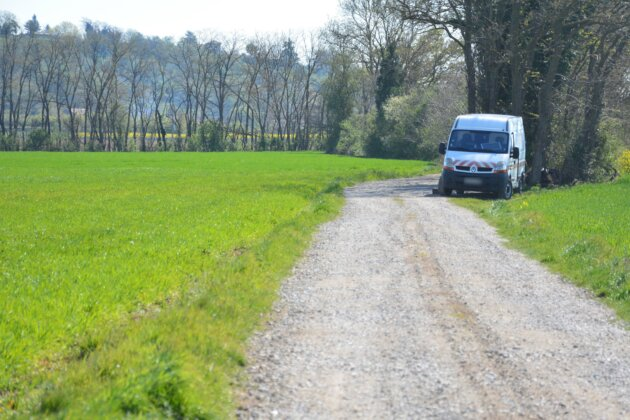 Une camionnette de prostituées dans l'Est lyonnais