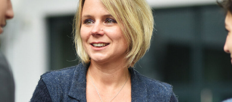 Cécile Cukierman, candidate communiste aux régionales 2021 en recréant le Front de Gauche