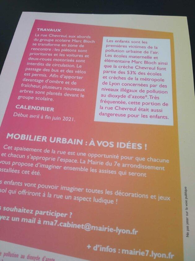 Flyer mairie Lyon 7e