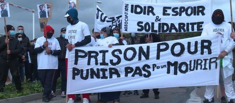 A la prison de Lyon-Corbas, Idir Mederess mort pendu dans sa cellule