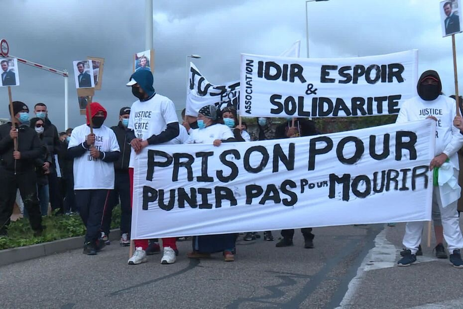 prison Lyon-Corbas