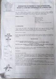 expulsion Grand Lyon Habitat Duchère