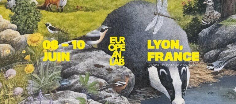 European Lab à Lyon : quand les récits se bagarrent