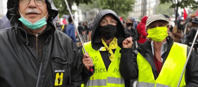 1er Mai à Lyon : retrouvailles militantes sous tension