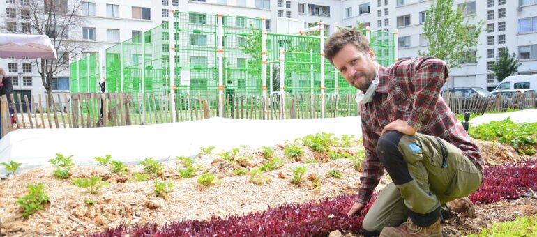 Une ferme urbaine dans Lyon: «Si ça marche ici, on pourra le faire partout»