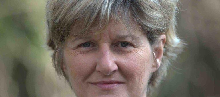 Chantal Gomez, candidate Lutte Ouvrière aux régionales comme en 2015