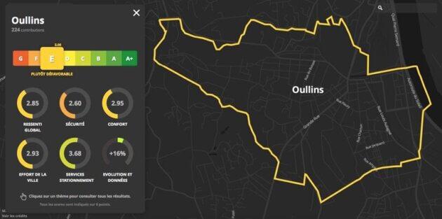 vélo Lyon métropole Oullins Meyzieu Rillieux
