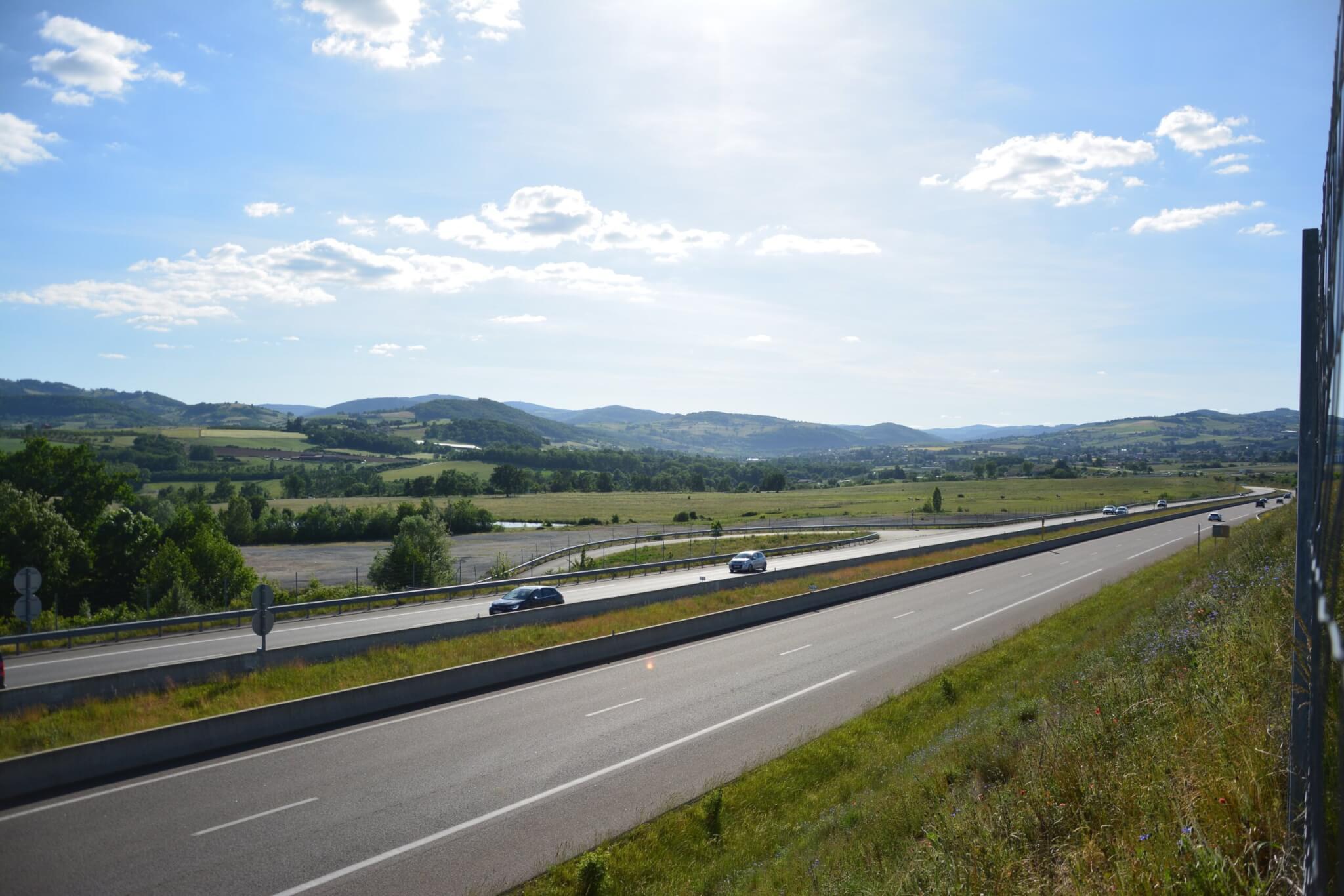 Autoroute A89 Ouest lyonnais