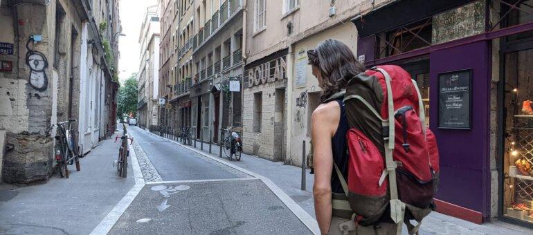 Vivre de récupération à Lyon: «Je n'ai pas fait les courses depuis trois ans»