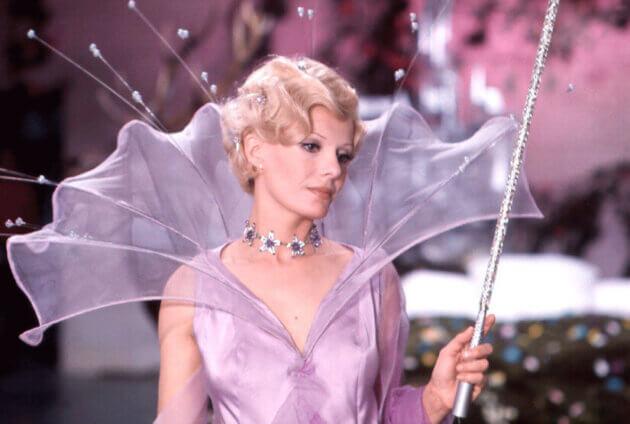Extrait du film Peau d'Âne de Jacques Demy, avec Delphine Seyrig, à laquelle le festival de cinéma Ecran Mixtes rend hommage.